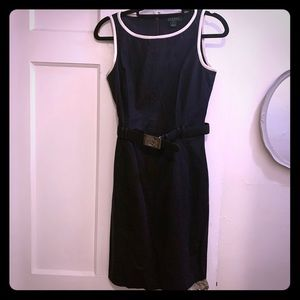 Ralph Lauren women's navy dress
